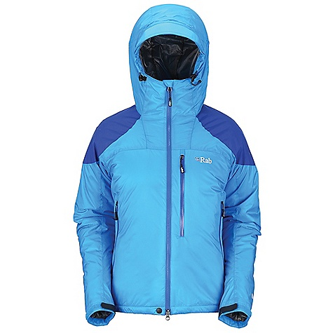 photo: Rab Generator Alpine Jacket synthetic insulated jacket