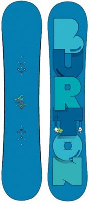 Burton Super Hero Smalls Snowboards 138 - Boy's