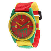 Neff Daily Velcro Watch - Men's
