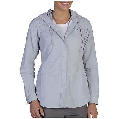 ExOfficio Women's Abrizia Hooded Shirt