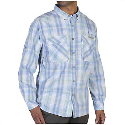 ExOfficio Men's Air Strip Long Sleeve Shirt