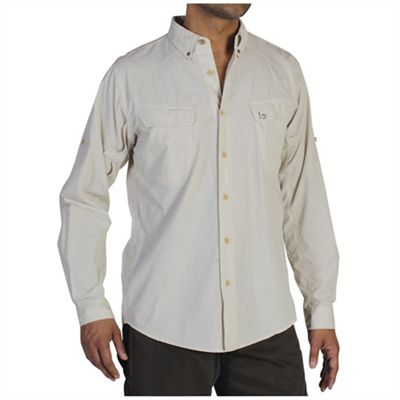 ExOfficio Men's BugsAway Baja Sur Long Sleeve Shirt