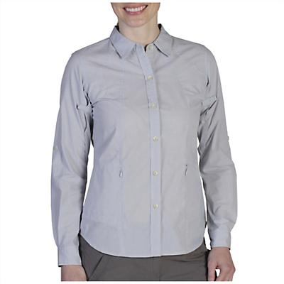 ExOfficio Women's BugsAway Baja Long Sleeve Shirt