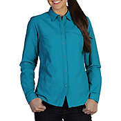 ExOfficio Women's BugsAway Breez'r Long Sleeve Shirt