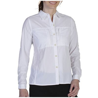 ExOfficio Women's Dryflylite Long Sleeve Shirt