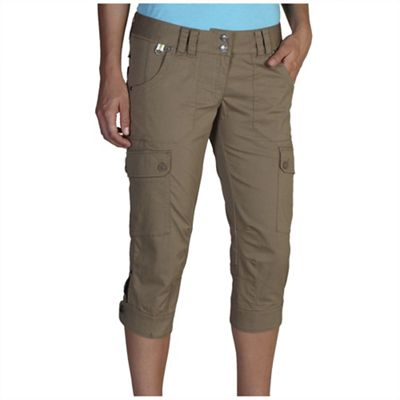 ExOfficio Women's Gazella Capri
