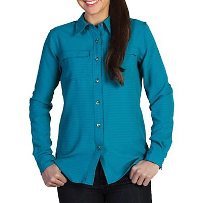 ExOfficio Women's Gill Long Sleeve Shirt