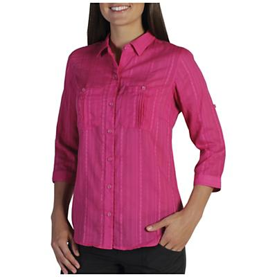 ExOfficio Women's Kamili 3/4 Sleeve Shirt