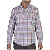 ExOfficio Men's Minimo Plaid Long Sleeve Shirt