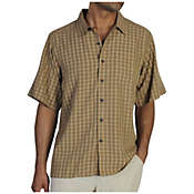 ExOfficio Men's Pisco Plaid Short Sleeve Shirt