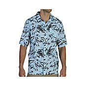 ExOfficio Men's School'd Print Short Sleeve Shirt