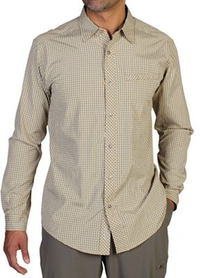 ExOfficio Men's Trip'r Check Long Sleeve Shirt