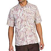 ExOfficio Men's Tropicamo Print Short Sleeve Shirt