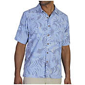 ExOfficio Men's Tropicamo Print Short Sleeve Shirt