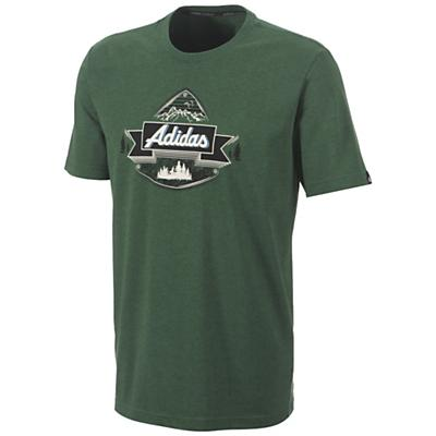 Adidas Men's Hiking Crest Tee