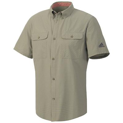Adidas Men's Hiking Short Sleeve Shirt