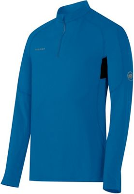 Mammut Men's MTR 201 Longsleeve Zip Top