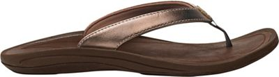 OluKai Women's Kulapa Kai Leather Sandal
