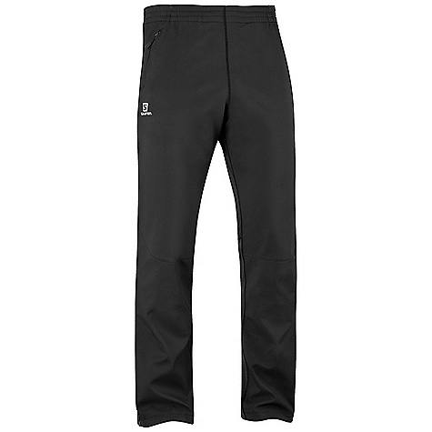 photo: Salomon Active Softshell Pant soft shell pant