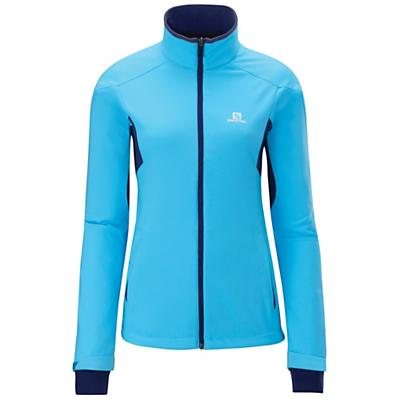 Salomon Women's Active Softshell Jacket