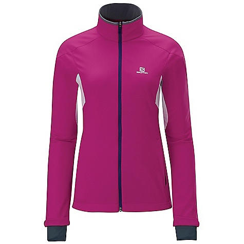 photo: Salomon Women's Active Softshell Jacket soft shell jacket