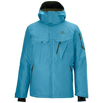 Salomon Men's Cadabra Insulated Jacket