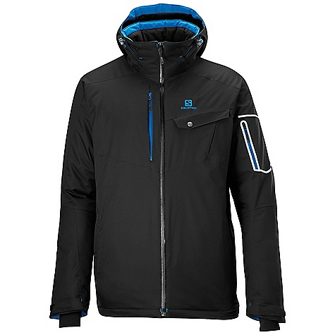 photo: Salomon Contest Jacket snowsport jacket