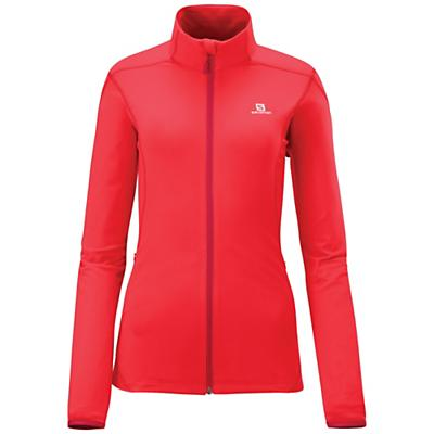 Salomon Women's Discovery FZ Midlayer