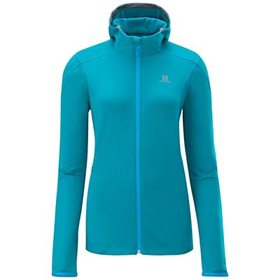 Salomon Women's Discovery Hooded Midlayer