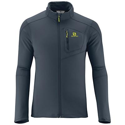 Salomon Men's Discovery FZ Midlayer