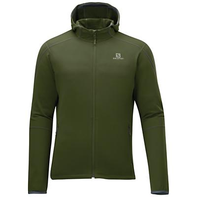 Salomon Men's Discovery Hooded Midlayer Jacket