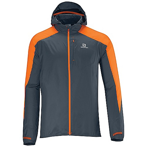 photo: Salomon Fast Wing Hoodie Jacket wind shirt