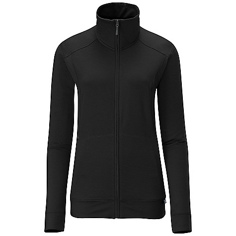 photo: Salomon Gualea Midlayer fleece jacket