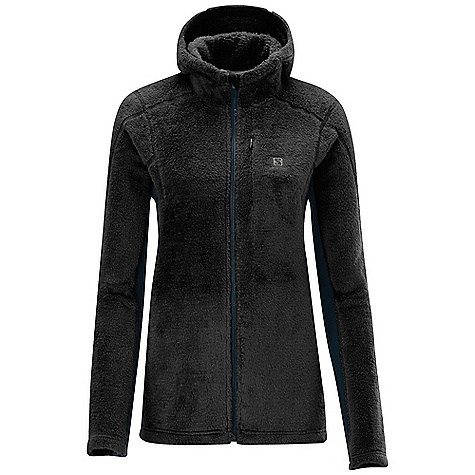 Salomon High Pile FZ Hooded Midlayer
