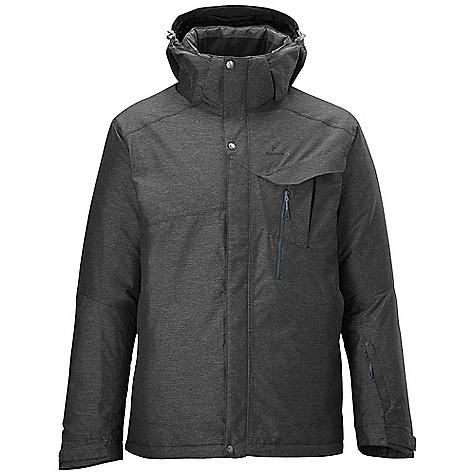 photo: Salomon Impulse Jacket synthetic insulated jacket