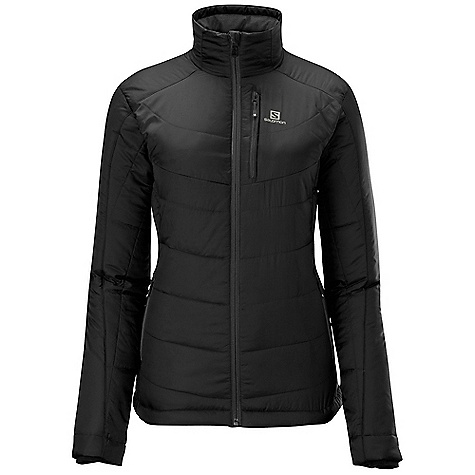 photo: Salomon Insulated Jacket synthetic insulated jacket