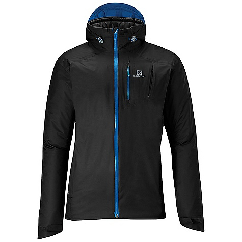 photo: Salomon Isotherm Jacket synthetic insulated jacket