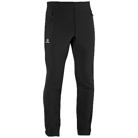 photo: Salomon Momentum Softshell FZ Pant soft shell pant