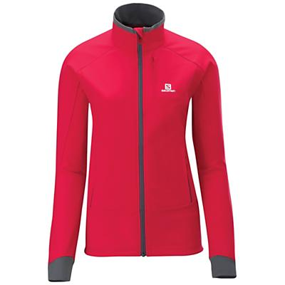 Salomon Women's Momentum Softshell Jacket