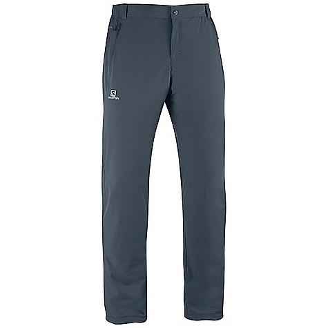 photo: Salomon Women's Nova Softshell Pant soft shell pant