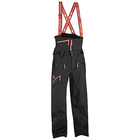 photo: Salomon Quest Motion Fit Pant waterproof pant