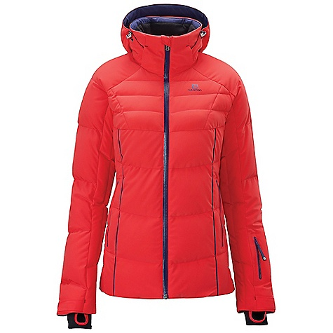 photo: Salomon S-Line Prima Jacket synthetic insulated jacket
