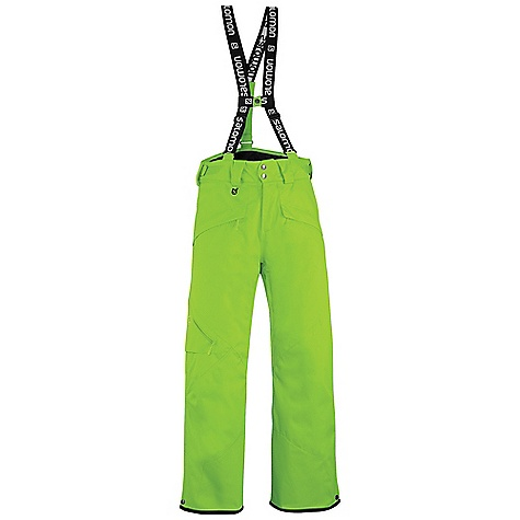 photo: Salomon Sashay Pant snowsport pant