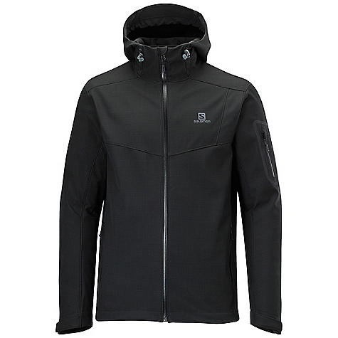 photo: Salomon Men's Snowflirt 3:1 Jacket component (3-in-1) jacket
