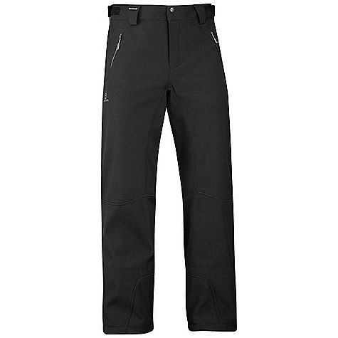 photo: Salomon Snowflirt Pant waterproof pant