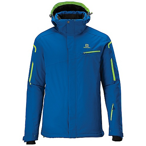 photo: Salomon Men's Supernova Jacket snowsport jacket