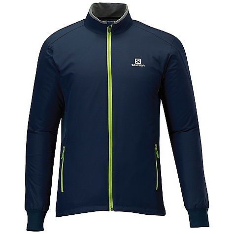 photo: Salomon Super Fast Jacket synthetic insulated jacket