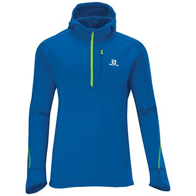 Salomon Men's Swift Midlayer Hooded