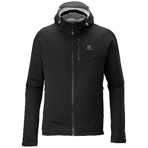 photo: Salomon Veyrier Stretch Jacket waterproof jacket