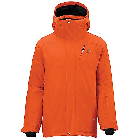 photo: Salomon Kids' Zero Jacket snowsport jacket